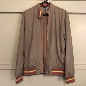 Modern Amusement windbreaker style jacket